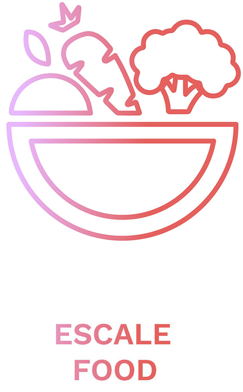ESCALE FOOD